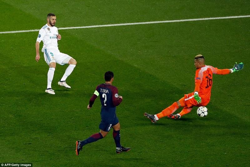 Verratti bị đuổi, PSG đuối và bị Real Madrid loại - ảnh 2