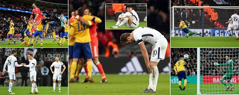 Ngược dòng 3 phút hạ Tottenham, Juve theo chân Man City - ảnh 1