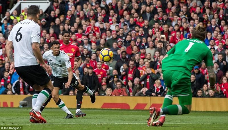 Mourinho quá cao tay tung Rashford, MU hạ gục Liverpool - ảnh 4