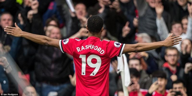 Mourinho quá cao tay tung Rashford, MU hạ gục Liverpool - ảnh 7