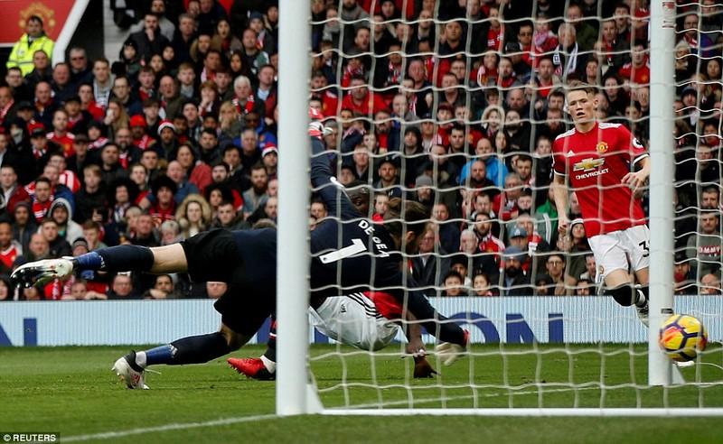 Mourinho quá cao tay tung Rashford, MU hạ gục Liverpool - ảnh 6