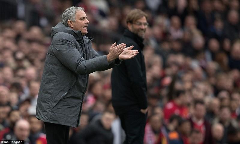 Mourinho quá cao tay tung Rashford, MU hạ gục Liverpool - ảnh 2