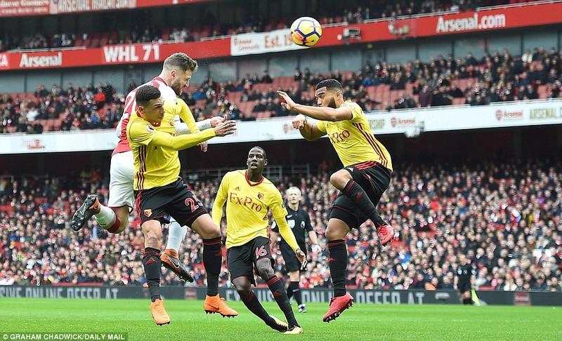 Arsenal cán mốc 1.000 bàn thắng nhờ thương hiệu… Đức - ảnh 2