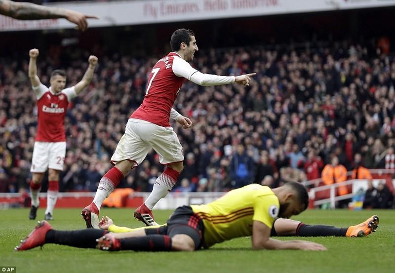 Arsenal cán mốc 1.000 bàn thắng nhờ thương hiệu… Đức - ảnh 5