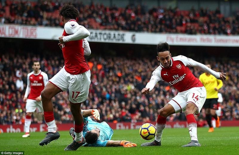 Arsenal cán mốc 1.000 bàn thắng nhờ thương hiệu… Đức - ảnh 3