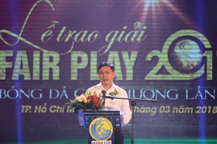 Văn Toàn giành cú đúp giải thưởng Fair Play 2017 - ảnh 6