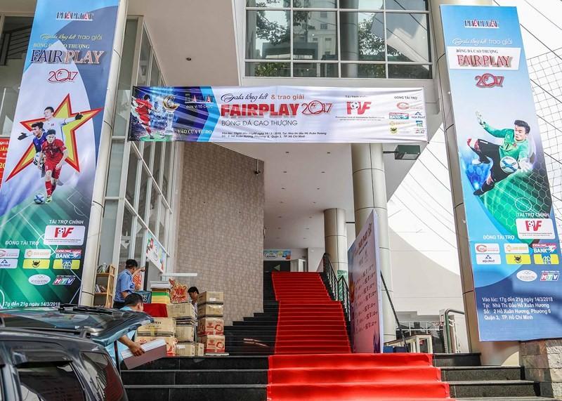 Gala trao giải Fair Play 2017 trước giờ G - ảnh 15