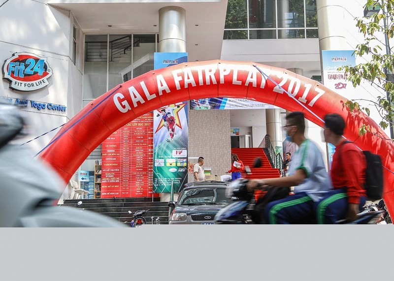 Gala trao giải Fair Play 2017 trước giờ G - ảnh 14