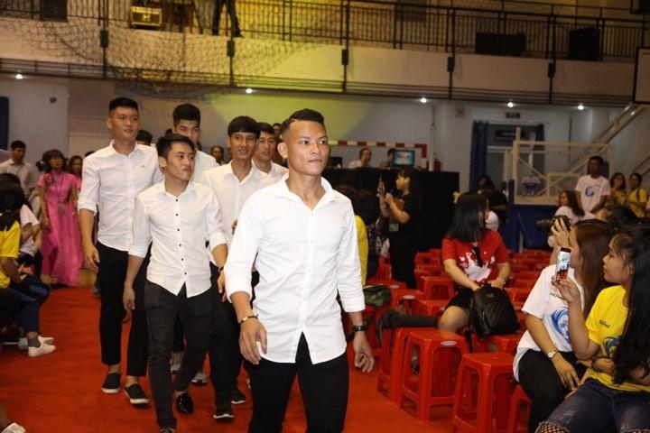 Văn Toàn giành cú đúp giải thưởng Fair Play 2017 - ảnh 20