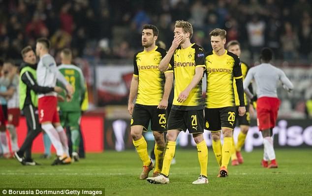 Atletico, Arsenal 'hủy diệt' đối thủ, Dortmund bị loại - ảnh 3