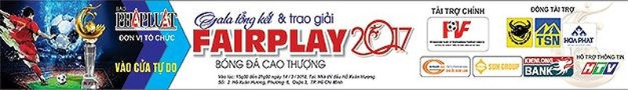 Văn Toàn giành cú đúp giải thưởng Fair Play 2017 - ảnh 75