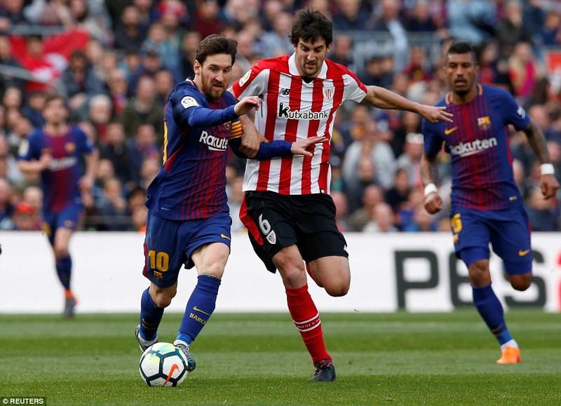 Messi lại tỏa sáng, Barcelona băng băng về đích - ảnh 3