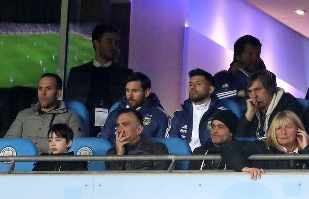Vì sao Messi không thi đấu trong trận Argentina gặp Ý? - ảnh 1