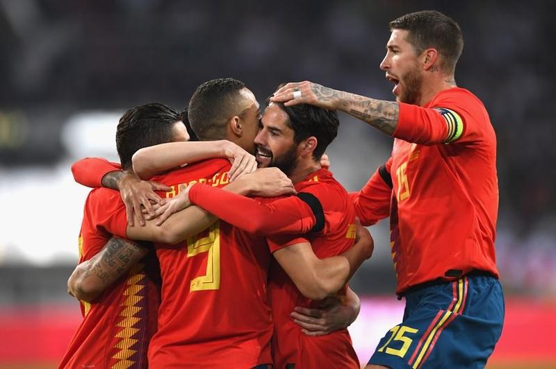 Lộ mức thưởng 'khủng' nếu Tây Ban Nha vô địch World Cup - ảnh 1