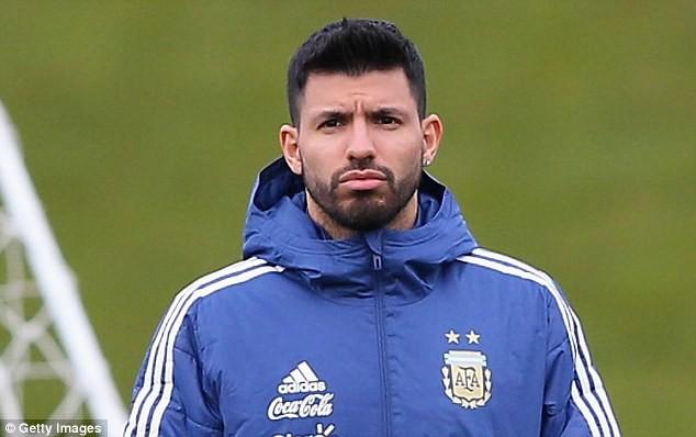 Aguero ấn định ngày rời bỏ Man. City - ảnh 1