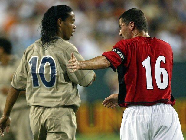 MU đã ở rất gần Ronaldinho như thế nào? - ảnh 1