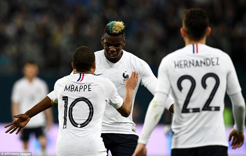 Sao MU, PSG rực sáng, Pháp hạ gục chủ nhà World Cup - ảnh 6
