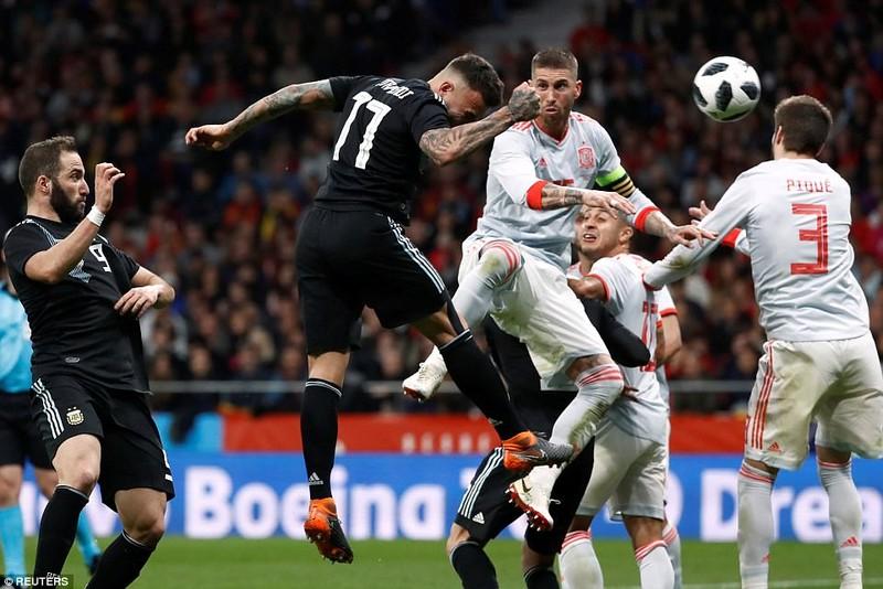 Tây Ban Nha vùi dập Argentina với tỉ số không tưởng - ảnh 3
