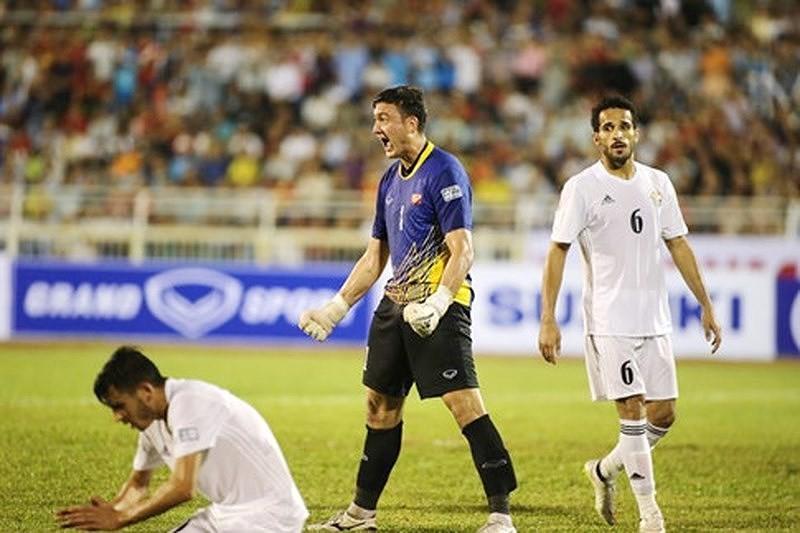 Hòa đáng tiếc Jordan, Việt Nam bỏ lỡ top 100 FIFA - ảnh 3