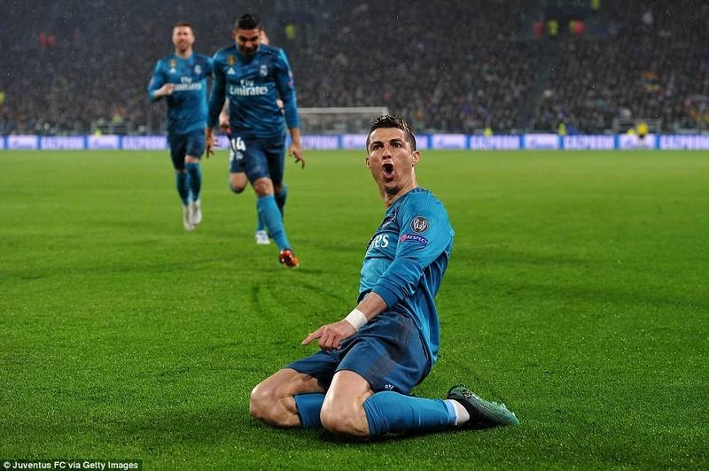 Juventus lại bị Real Madrid đè bẹp vì Ronaldo - ảnh 1