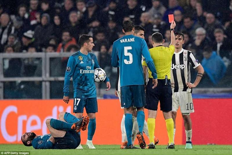 Juventus lại bị Real Madrid đè bẹp vì Ronaldo - ảnh 4