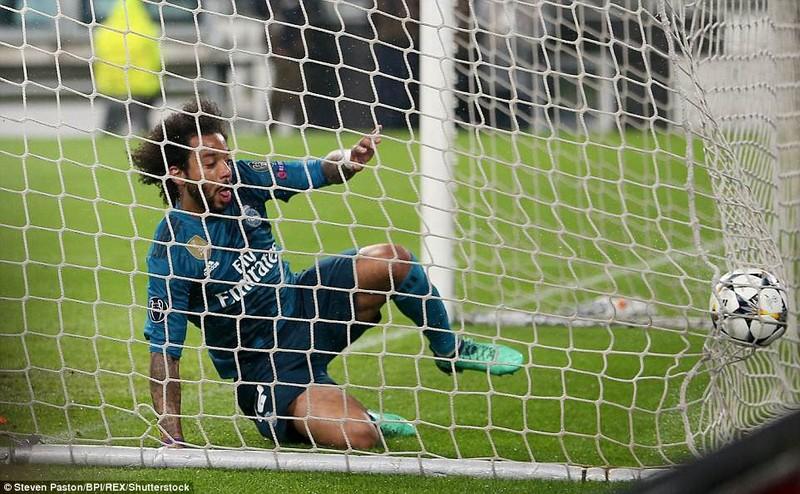 Juventus lại bị Real Madrid đè bẹp vì Ronaldo - ảnh 5