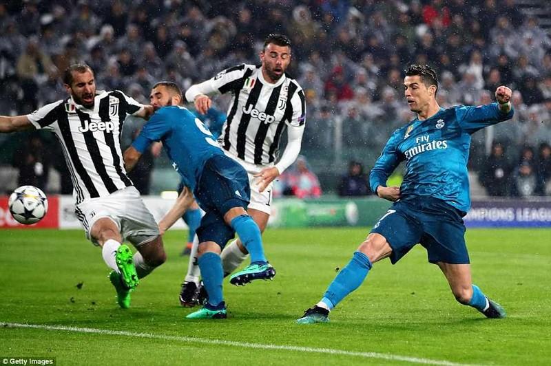Juventus lại bị Real Madrid đè bẹp vì Ronaldo - ảnh 2