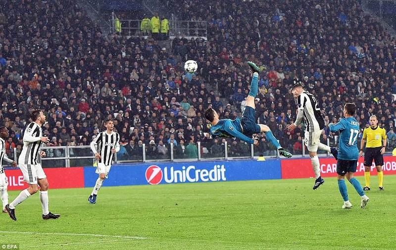 Juventus lại bị Real Madrid đè bẹp vì Ronaldo - ảnh 3