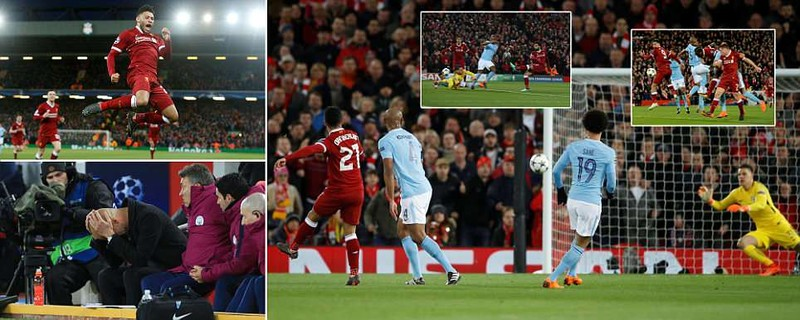 Liverpool đè bẹp Man. City, Guardiola ôm đầu ngao ngán - ảnh 1