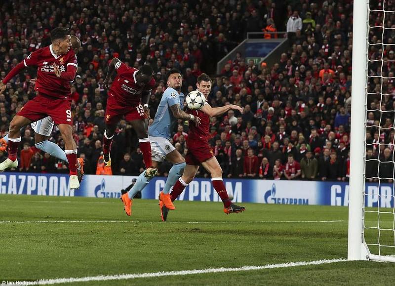 Liverpool đè bẹp Man. City, Guardiola ôm đầu ngao ngán - ảnh 5