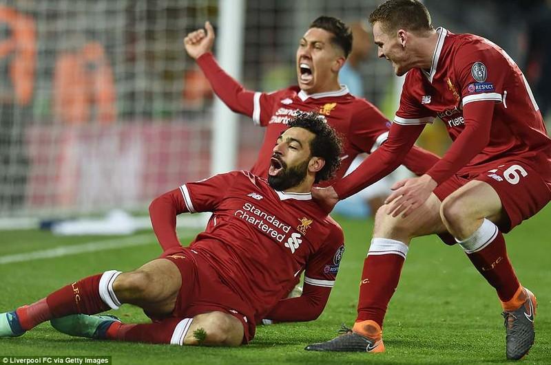 Liverpool đè bẹp Man. City, Guardiola ôm đầu ngao ngán - ảnh 2