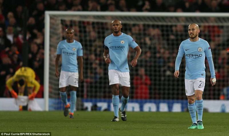Liverpool đè bẹp Man. City, Guardiola ôm đầu ngao ngán - ảnh 9