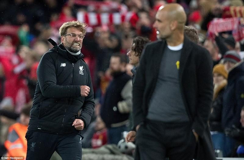 Liverpool đè bẹp Man. City, Guardiola ôm đầu ngao ngán - ảnh 7