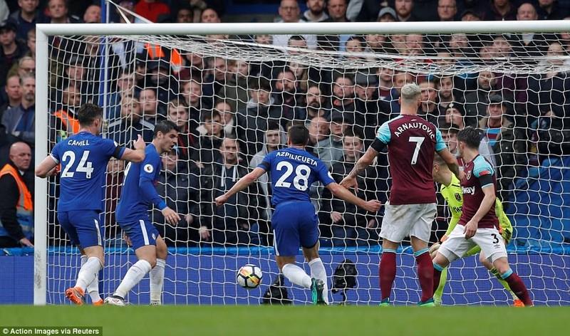 Chelsea mất điểm, bị Arsenal áp sát vì cựu sao MU - ảnh 2