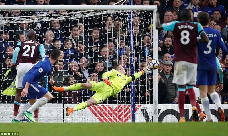 Chelsea mất điểm, bị Arsenal áp sát vì cựu sao MU - ảnh 5