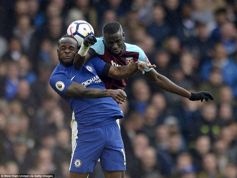 Chelsea mất điểm, bị Arsenal áp sát vì cựu sao MU - ảnh 1