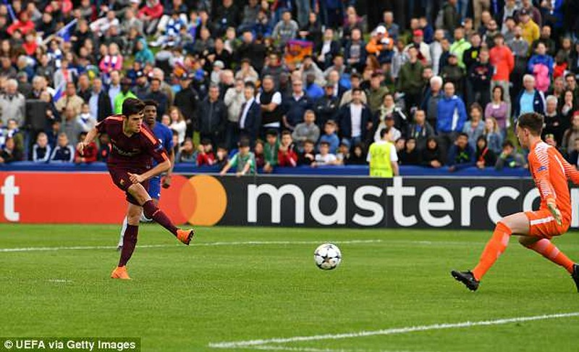 Sao trẻ 17 tuổi giúp Barcelona đả bại Chelsea vô địch châu Âu - ảnh 2