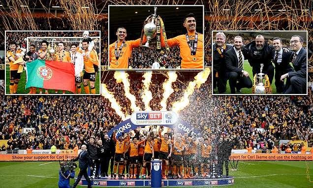 Wolverhampton trở lại Premier League ấn tượng, sắp cán mốc 100 - ảnh 1