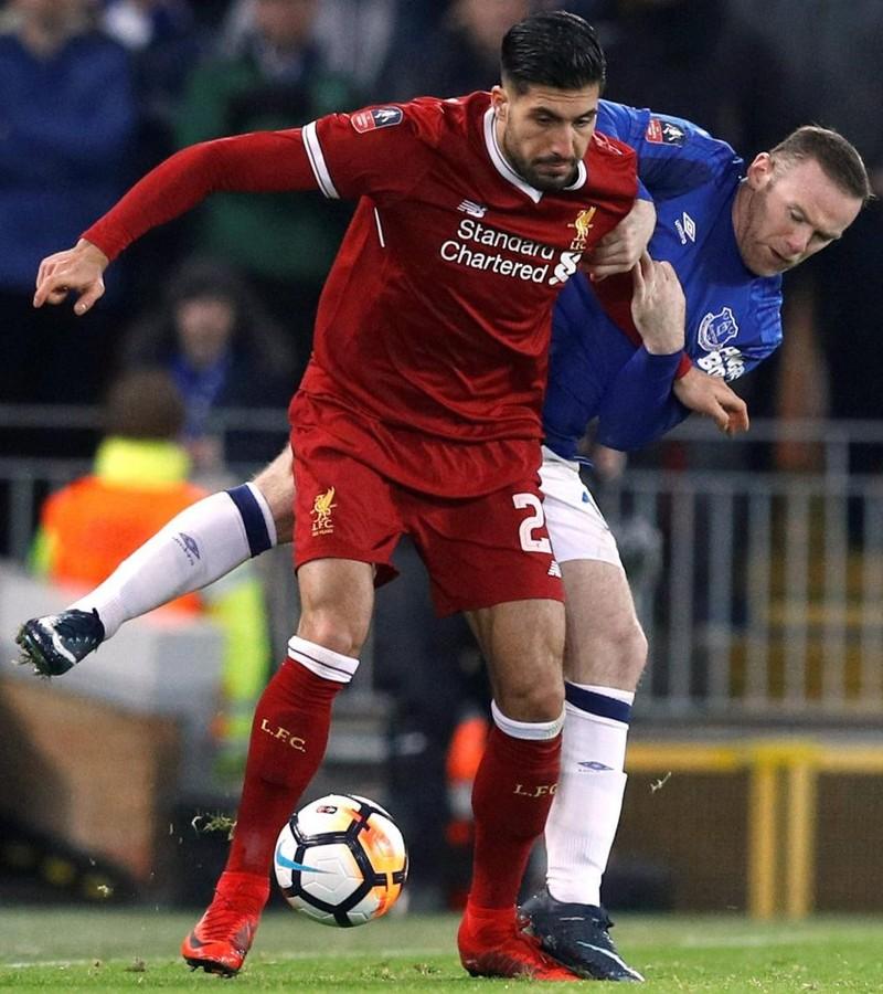 Liverpool mất trắng Emre Can cho Juventus - ảnh 2