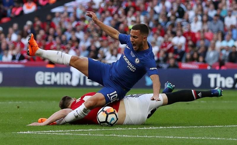 Chelsea vô địch FA Cup, Man. United trắng tay - ảnh 1