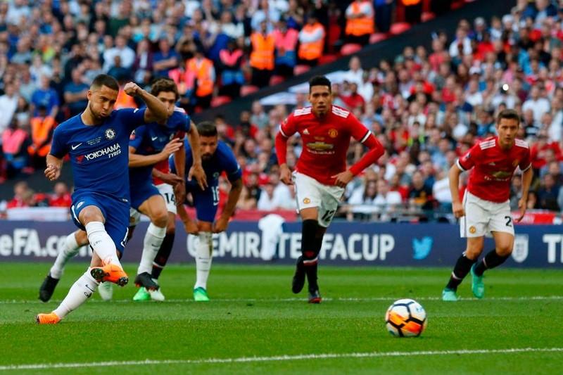 Chelsea vô địch FA Cup, Man. United trắng tay - ảnh 2