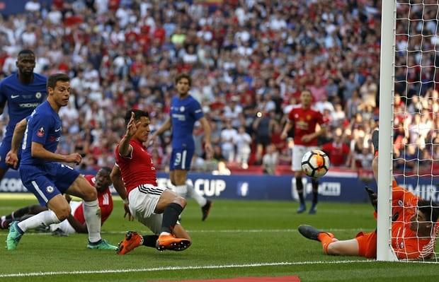 Chelsea vô địch FA Cup, Man. United trắng tay - ảnh 3