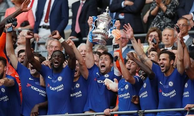 Chelsea vô địch FA Cup, Man. United trắng tay - ảnh 4