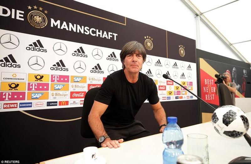 ĐKVĐ Đức công bố danh sách dự World Cup: Sao Man. City bị loại - ảnh 3