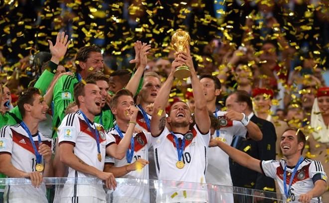 Đức - Ứng viên số một cho chức vô địch World Cup 2018 - ảnh 1