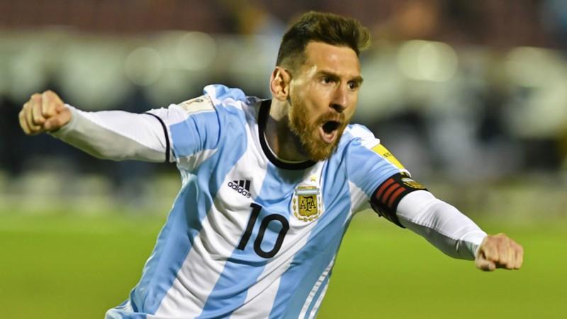 Bảng D World Cup 2018: Messi và Argentina gặp khó - ảnh 1