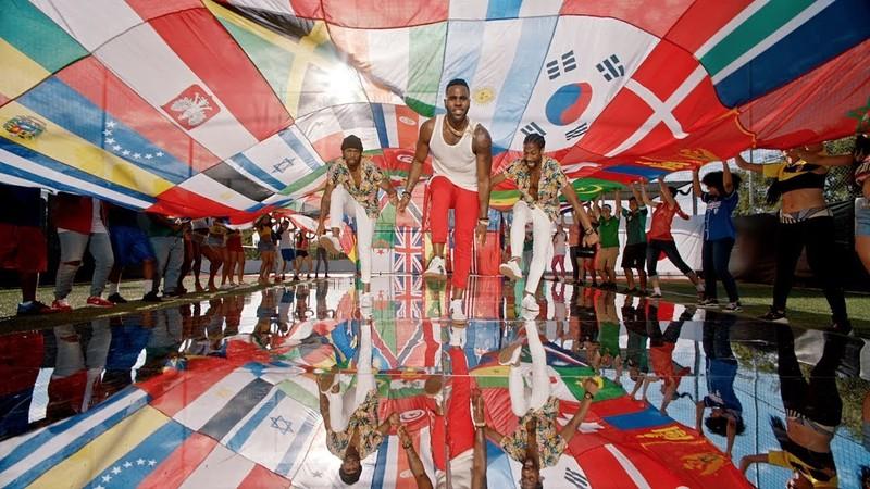 Ý nghĩa bài hát chính thức World Cup 2018 - ảnh 1