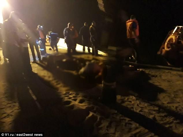Tai nạn 11 người chết ở địa điểm tuyển Anh đá mở màn World Cup - ảnh 2