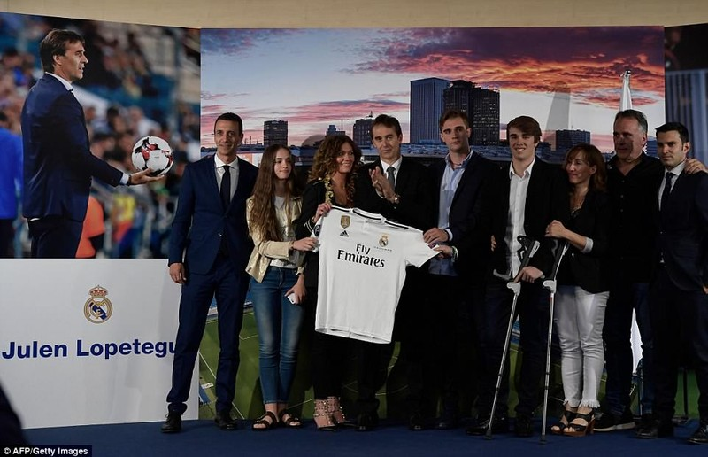Tân HLV Real Madrid: 'Hôm nay là ngày hạnh phúc nhất đời tôi' - ảnh 4