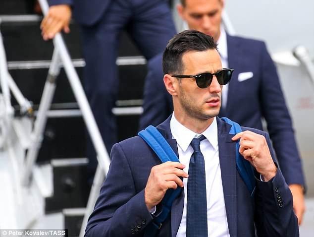 Cầu thủ đầu tiên bị HLV 'đuổi cổ' khỏi World Cup 2018 - ảnh 3